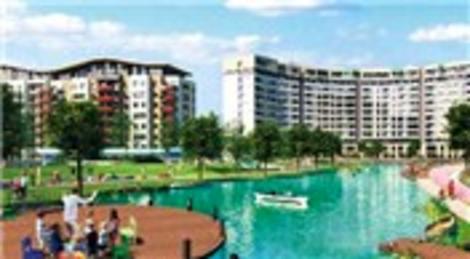Sinpaş Yapı, Liva İstanbul'da yeşil ve suyu harmanladı! 162 bin 800 TL'ye!
