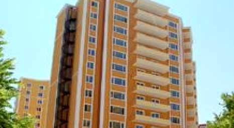 Beylikdüzü Yeşil Vadi Evleri'nde icradan satılık 3 daire! 450 bin TL'ye!