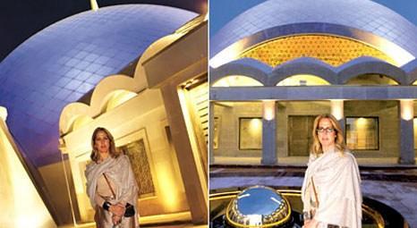 Zeynep Fadıllıoğlu, Türkiye'de cami tasarımı yapan ilk kadın oldu! Şimdi de Arap dünyası peşinde!