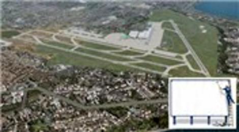DHMİ'den Atatürk Havalimanı'nda kiralık billboard! 159 bin euroya!