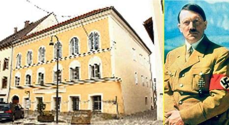 Adolf Hitler'in doğduğu ev için Rusya Birleşik Parti üyelerinden Frantz Klintsevich 1.7 milyon sterlin teklif etti!