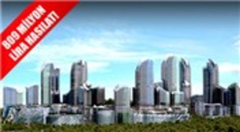 Maslak 1453 projesinde bir ayda 1459 daire satıldı! Rekorları alt üst eden proje!
