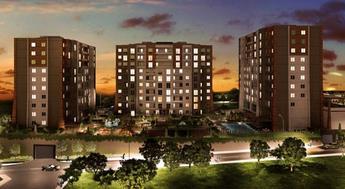 Hak Yapı Durupark Evleri'nde 258 bin liraya 3 oda 1 salon!