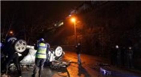 İnşaatçı Mehmet Murat Oğuz, Seba Dream Sitesi'nden arabasıyla 12 metreden uçunca hayatını kaybetti!