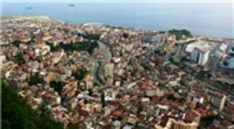 Trabzon Belediyesi katlı otopark arsası ve otel satıyor!