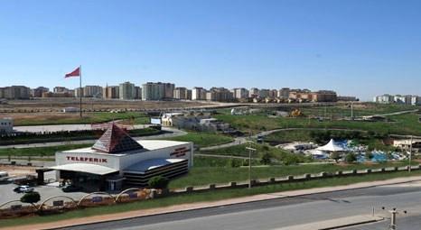 Gaziantep Şahinbey'deki Çamlıca Konutları'nın temeli atıldı!