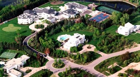 Michael Jordan, Florida'da 12.4 milyon dolara malikane yaptırdı!