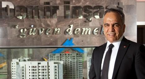 Hamit Demir: İnşaat sektöründe taşlar yerine oturacak!