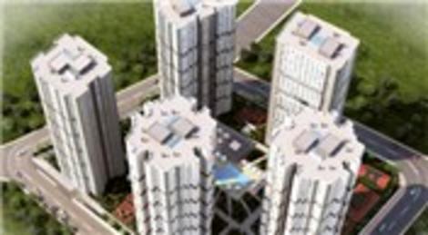 Ersa İnşaat Esenyurt Samsun Towers'ta 171 bin TL'ye 2+1!
