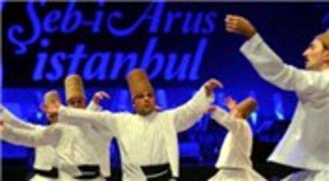İstanbul, Şeb-i Arus törenlerine ev sahipliği yaptı!