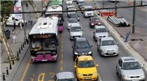 İstanbul'da toplu taşıma yolu uygulaması yaygınlaşıyor!