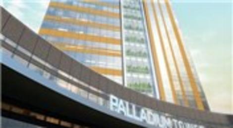 Palladium Tower'da teslimler Kasım 2014'te yapılacak!