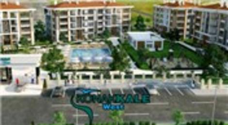Torkam İnşaat, Konakkale West'i satışa çıkardı! 112 bin liraya!