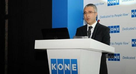 Haldun Ulusoy: KONE, Türkiye'de büyümeye devam ediyor