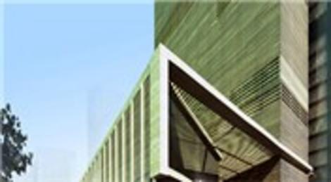 Avcı Architects, Şölen Çikolata'nın Bağcılar'daki ofis rezidans projesini tasarladı!