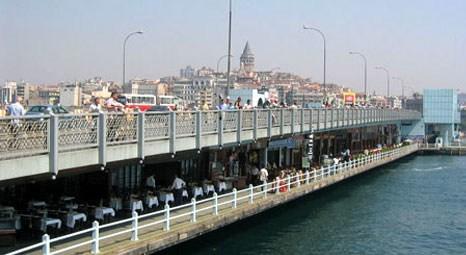 Yeni Galata Köprüsü 21 Aralık gecesi trafiğe kapanacak!