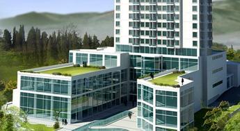 Ege Yapı'nın Samsun'daki 5 yıldızlı oteli 2014 yılında açılacak!