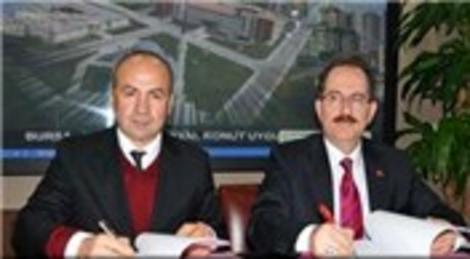 TOKİ, Uşak'a belediye hizmet binası inşa edecek!