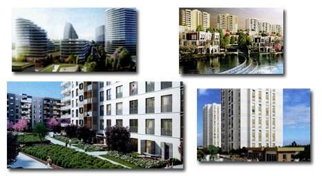İşte 2013'te yaşamın başlayacağı 30 konut projesi!