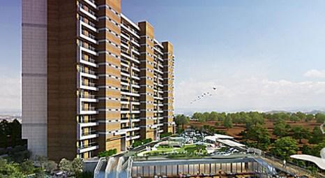 Ege Bornova İzmir projesinde metrekaresi 3 bin liraya! Teslimler 2014'te gerçekleşecek!