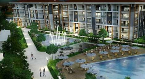 Konakkale West projesinin daire planları açıklandı!