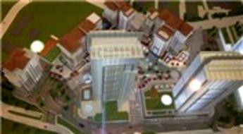 Emaar İstanbul Boulevardi projesinde 450 bin dolara 2+1!