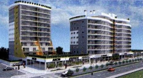 Ancın İnşaat'tan Aydın'a iki modern proje!