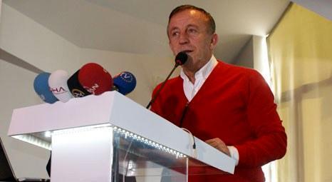Ali Ağaoğlu: 4 yılda 22 milyar liralık proje üretecek arsamız var!