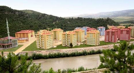 TOKİ Samsun Ulugazi projesinde 83 bin TL'ye 2+1!