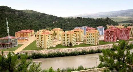 TOKİ yoksul grubundaki 1+1 daireleri artık 2+1 üretecek! İlk uygulama Safranbolu'da!