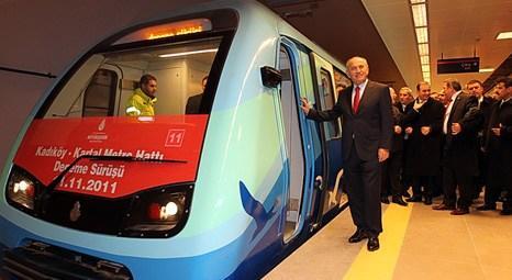 İBB yeni metro projelerinin startını veriyor! TT Arena'ya özel metro inşa edilecek!