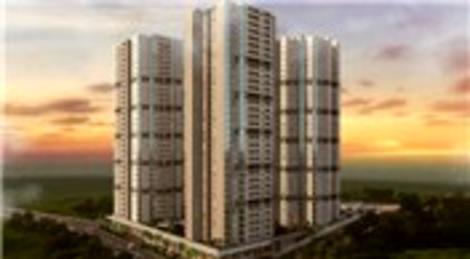 Samsun Towers'ta 102 bin TL'ye! AB kalite ödüllü proje!