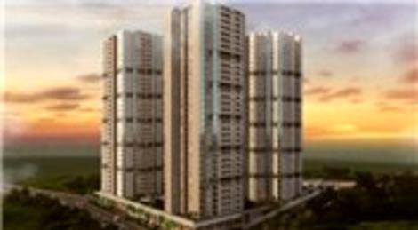 Esenyurt Samsun Towers projesinde 102 bin 206 TL'ye!
