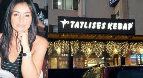 Derya Tuna, Zekeriyaköy'deki Tatlıses Kebap'ı devretti!