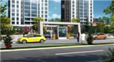Casa Towers Dudullu'da 260 bin TL'ye 2 oda 1 salon! 2013 Nisan'da teslim!