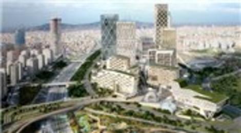 Vakıf GYO Ataşehir arsası İstanbul Finans Merkezi imarına göre yeniden düzenlendi!