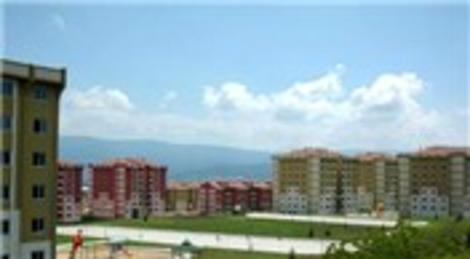 TOKİ Bolu Merkez Karaköy'de 153 bin TL'ye 3+1!