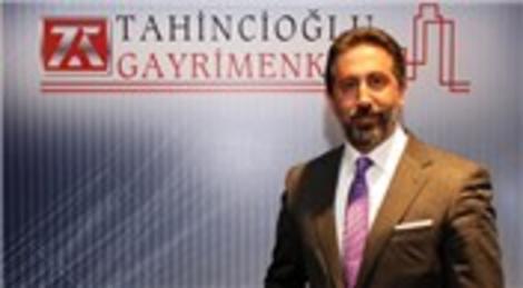 Tahincioğlu Gayrimenkul 2013 yılında Seyrantepe ve Çengelköy'de yeni projelere başlayacak!