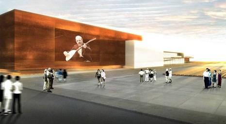 Seha Yapı Kırşehir Neşet Ertaş Kültür Merkezi'ni inşa edecek!