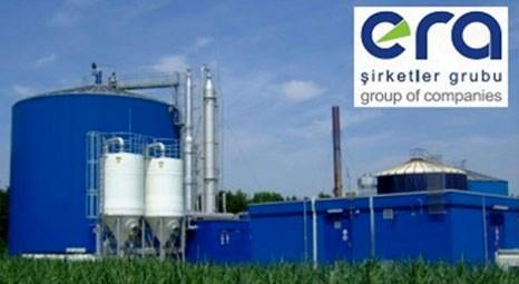 Era Şirketler Grubu, 6.5 milyon dolarlık yatırımla biyogaz santrali kuruyor!