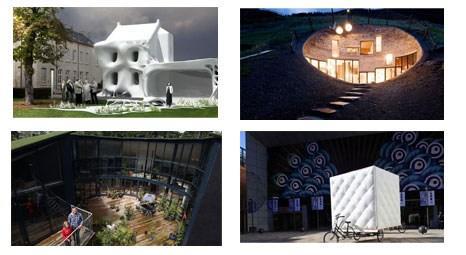 2012'nin en ilginç ev tasarımları!