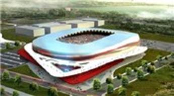 TOKİ'nin Antalya'daki yeni stadyum ihalesini Akay İnşaat kazandı!