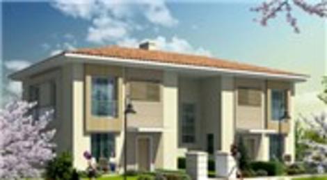 Çengelköy'de Bahçeli Vadi'de bahçe katı villa 1 milyon lira!