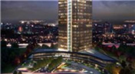 Palladium Tower Ataşehir'de 890 bin dolara 180 metrekare!