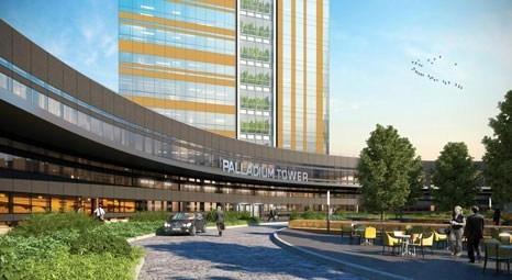 Ataşehir Palladium Tower ofis fiyatları!