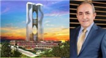Ömer Faruk Çelik: The First Çankaya, Ankara'nın ikon binası olacak!