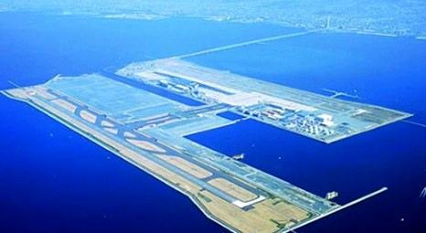 Ordu-Giresun Havalimanı için denize 30 milyon ton taş dökülecek!