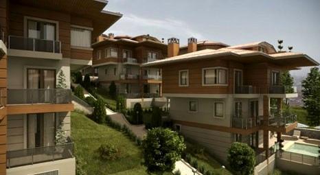 Selimoğlu Çamlıca Masalı Villaları'nda 4 milyon 200 bin dolara!