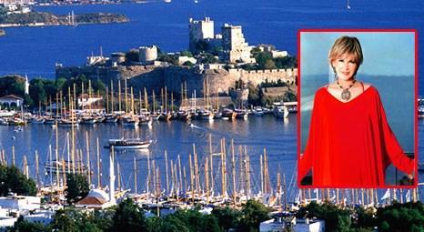 Filiz Akın'ın Bodrum Gündoğan'daki 40 dönümlük arazisi satışa çıktı!