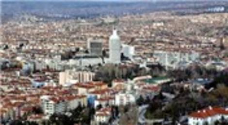 Ankara Altındağ'da 420 bin TL'ye satılık ahşap ev ve arsa!